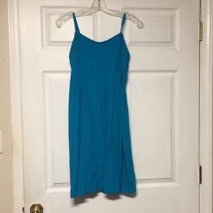 •Old Navy• Turquoise Dress